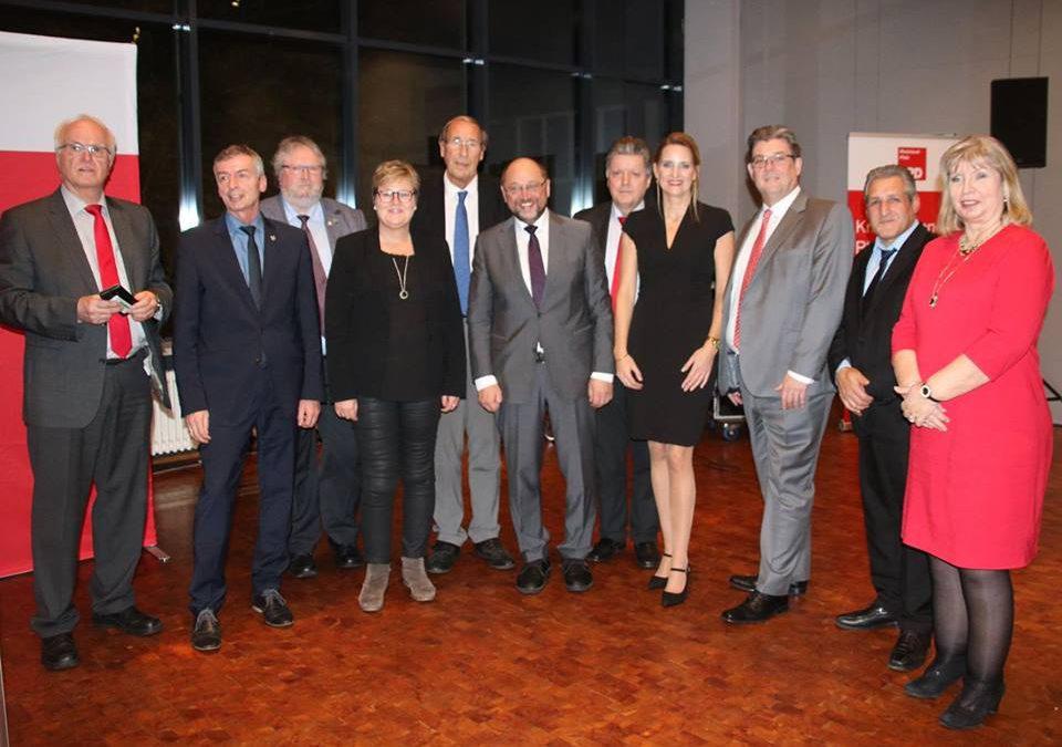 SPD Rhein-Hunsrück freute sich über Besucherrekord