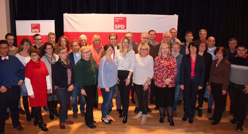 Sandra Porz führt die SPD-Liste für den Kreistag an