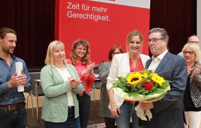 SPD vollzieht den Wechsel zur Vorsitzenden